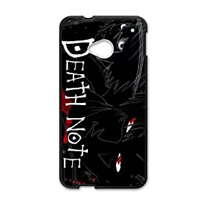 HTC One M7 phone cases Black Death Note fashion cell phone cases TRUG1030665