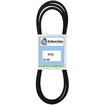 Amazon com : Hydro Pump Drive Belt 1/2 x 50-3/4 for Hustler Raptor