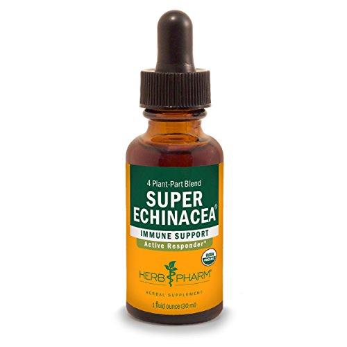 Herb Pharm Certified Organic Echinacea