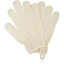 The Body Shop Bath Gloves, Natural