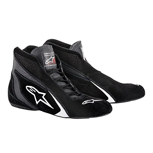 Alpinestars Men's Race Driving Shoes and Boot (Black, Size 12)
