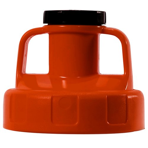 OilSafe 100208 Red Utility Lid