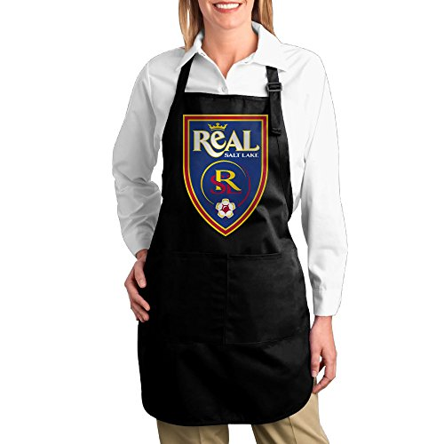 Cooking Gift Real Salt Lake Jeff Cassar Chef Aprons