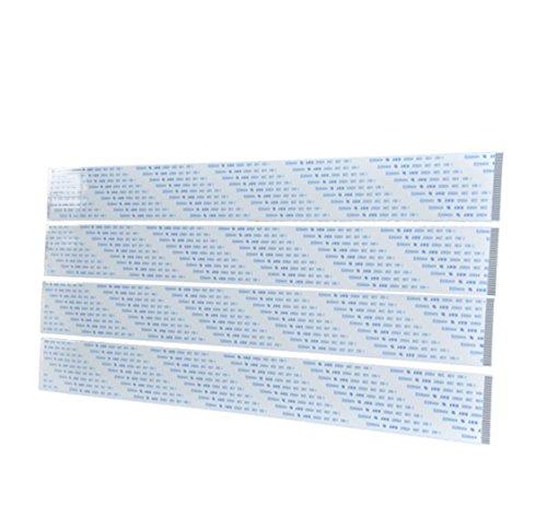 10pcs/lot 40cm 31pin F186000 F187000 dx5 print head data cable witcolor allwin skycolor smartcolor xuli dika printer flex cable by MZFIR