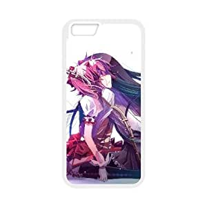 Puella Magi Madoka Magica iPhone 6 4.7 Inch Cell Phone Case White W9894093