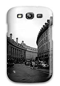New Arrival Case Cover With LlKuZQP192lbHeo Design For Galaxy S3- Black And White
