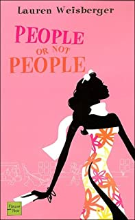 People or not people, Weisberger, Lauren