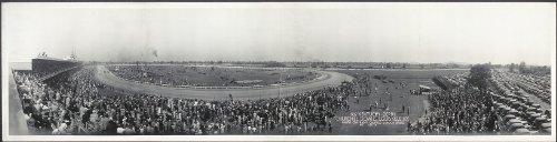 Photo 1937 Kentucky Derby, Churchill Downs, Louisville, Ky. (Ky Derby Poster)