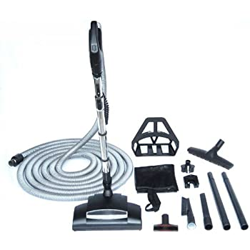 Wessel-Werk The Villa Collection 35ft Direct Connect Central Vacuum Tool Kit