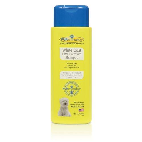 FURminator White Coat Ultra Premium Shampoo