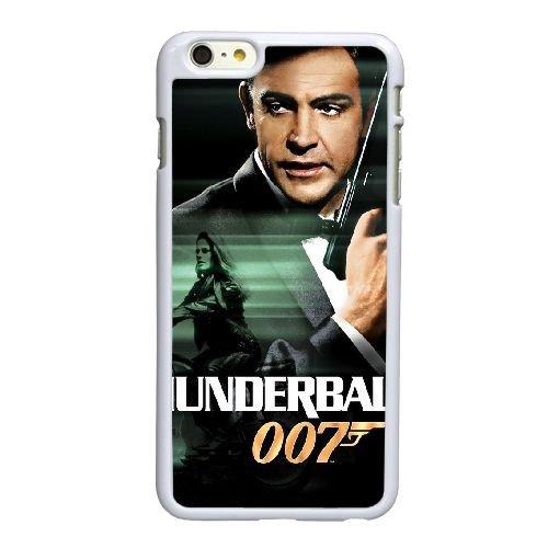 Y8H69 Thunderball Haute Résolution Affiche Y5Z7CJ coque iPhone 6 4.7 pouces cas de couverture de téléphone portable de coque DM4CEB7BS blancs