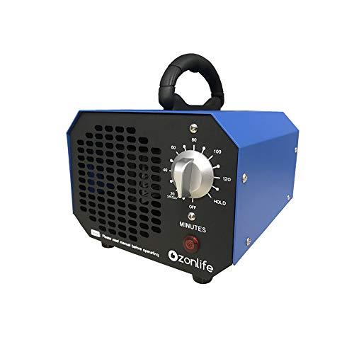 🥇 Generador de Ozono Industrial Profesional 6