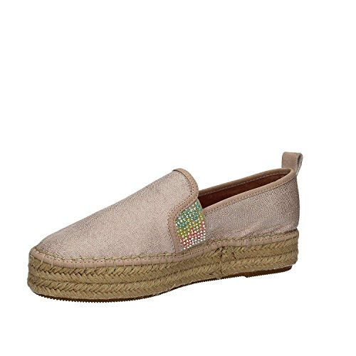 Guess FLREL2 FAM14 Slip-on Women Beige NmtYwnNWoV