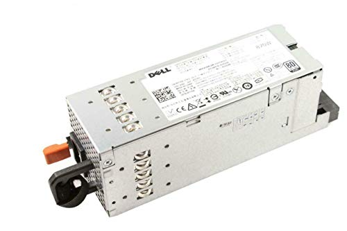 (Dell - 870 Watt Hot-plug Redundant Power Supply Unit for PowerEdge R710, T610, and PowerVault DL2100, NX3000 Systems. One year warranty. MFR # YFG1C )