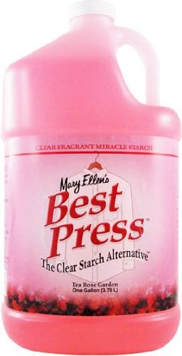 Mary Ellen Products Best Press Spray Starch, Tea Rose Garden
