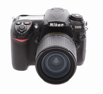 Review Nikon D200 10.2MP Digital