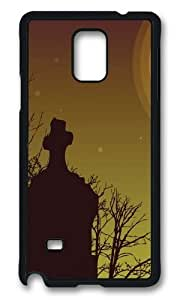 Adorable Cemetery Sky Hard Case Protective Shell Cell Phone Samsung Galasy S3 I9300