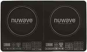 Nu Wave 30602 Electric-Countertop-Burners, Black