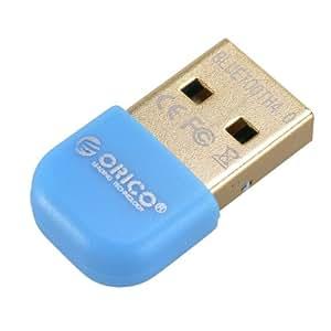 ORICO BTA-403 USB Bluetooth 4.0 Micro Adapter Dongle CSR8510A10 chipset Mini Bluetooth 4.0 Adapter Dongle Blue