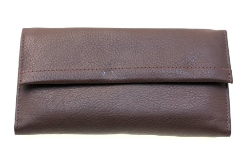 Paul & Taylor Ladies' Clutch Wallet Removable Checkbook C...