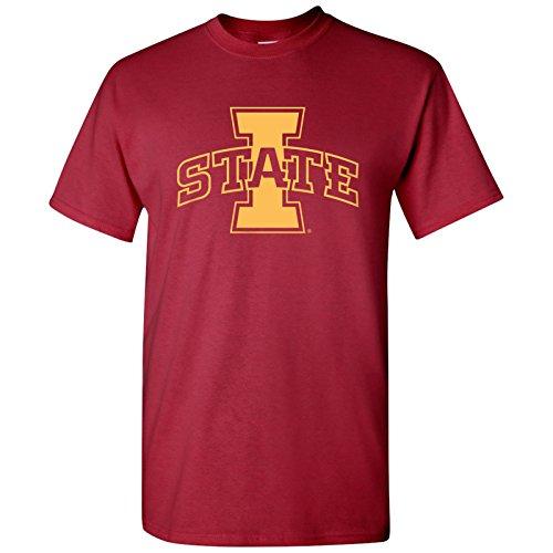Iowa State Primary Logo T-Shirt - Large - (Iowa Tee)