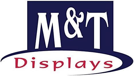 M T Displays 74×15 Metal Tube Marble Base Coat Hanger, Fountain Coat Rack – Silver
