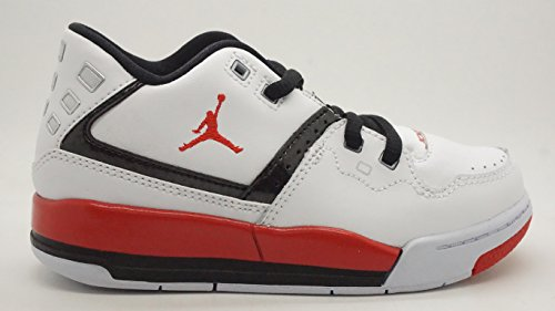 685f5aa81f47ea  317822-116  AIR JORDAN FLIGHT 23 (BP) PRE-SCHOOL SNEAKERS AIR JORDANWHITE UNIVERSITY  RED BLACKM - Buy Online in Oman.