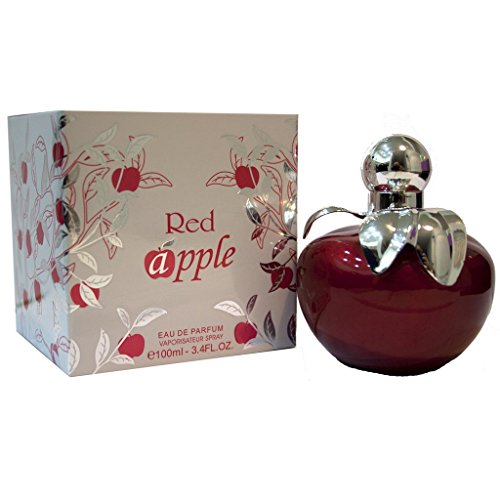 Red Apple By Apple Parfums 3.4 Oz Eau De Parfum Spray for Women