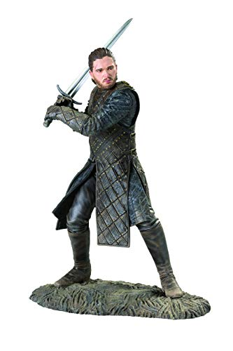 Dark Horse Deluxe Game of Thrones: Jon Snow Battle of The Bastards Action Figure (Game Of Thrones Longclaw Sword For Sale)