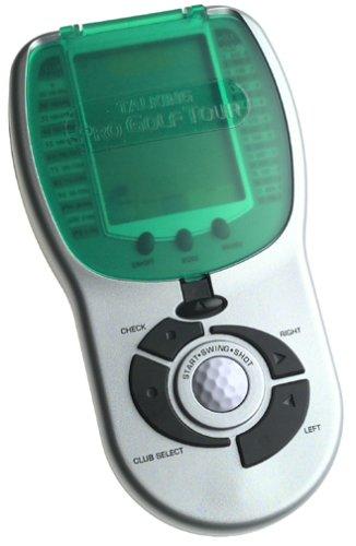 Excalibur Electronic Handheld Game - Talking Pro Golf Handheld Game