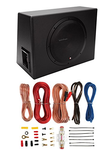 5 best powered car subwoofers reviews stereochamp. Black Bedroom Furniture Sets. Home Design Ideas