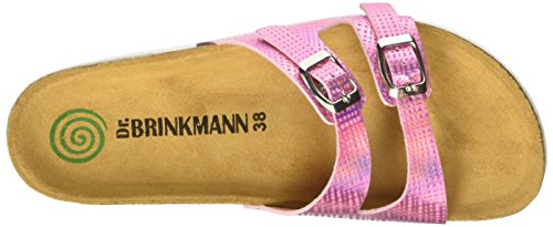 Dr 700918 Brinkmann Rose Femme Rosé Mules Pink gq1Zwn0zq