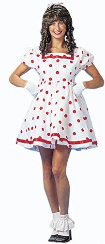 Adult Good Ship Lollipop Costume (Medium 8-10