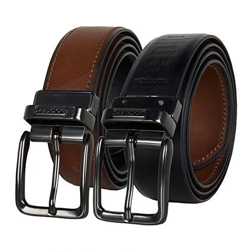 Dockers Men's Reversible Belt
