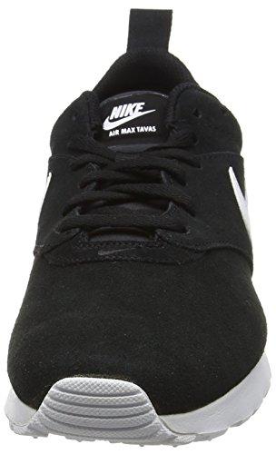 Leather Tavas Blanc Blanc Nike Noir Basses Max Noir Baskets Air Homme qTAOBt