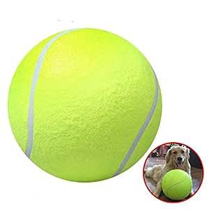 Banfeng Giant tennis ball 24 CM Pet TOY Signature MEGA JUMBO Big Tennis ball 1PC