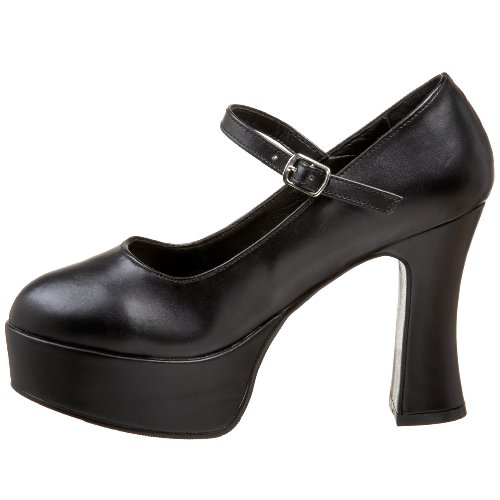 Pleasermar50 Pu Blk Jane Donna Mary rPfgwaZr