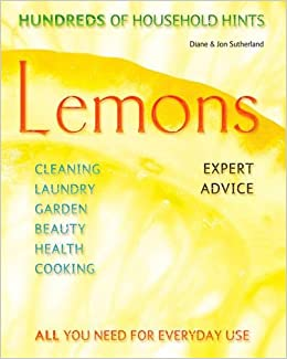 Book Lemons: Hundreds of Household Hints (Complete Practical Handbook)