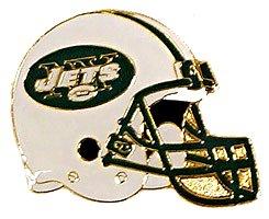 NFL New York Jets Helmet Pin