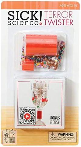 Be Amazing Toys Terror Pack de Tarjetas de Twister, 22,86 x 12.19 X 3.04 cm: Amazon.es: Hogar