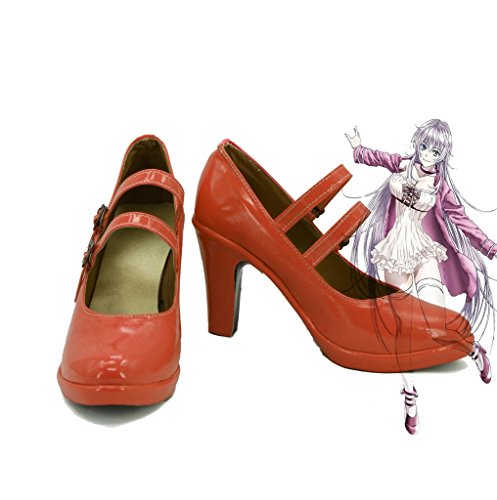 K Return Of Kings Anime Neko Cosplay Scarpe Stivali Su Misura 2