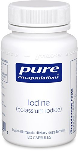 Pure Encapsulations Potassium Hypoallergenic Supplement product image