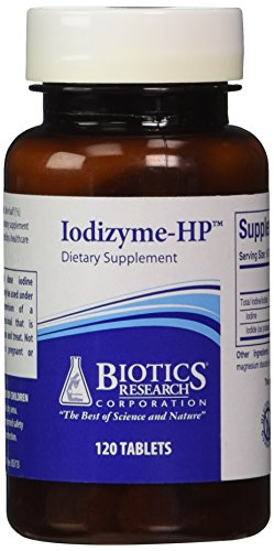 Biotics Research - Iodizyme-HP - 120 Tablets
