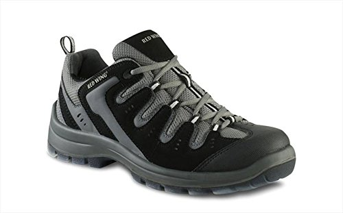 Red Wing 3210 Metal Free S1 Safety Trainer - Black Black