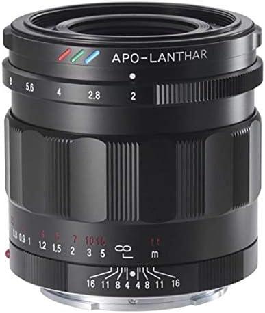 Voigtlander Standard Apo Lanthar 50 Mm F2 0 Objektiv Kamera