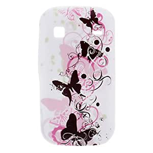 Butterfly Design Soft Case for Samsung Galaxy Gio S5660
