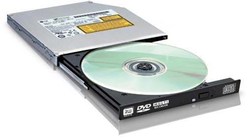 LG 8X SLIM SATA LightScribe DVDRW Burner GT20L by LG (Image #1)'