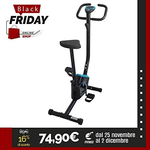 Oferta bicicleta estática 601 Bigger Fitness Power Bike ...