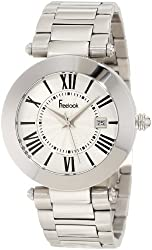 Freelook Women's HA1537M-4 All Silver Shiny Dial Watch