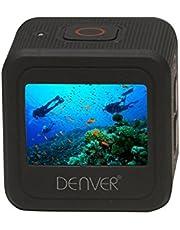 Denver ACT-5040W actioncam (wifi/waterdicht), zwart